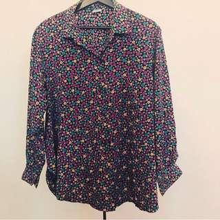 thingamjigs vintage blouse