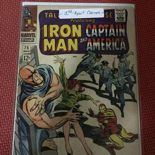 Marvel Tales of Suspense #75 (First Appearance Sharon Carter)