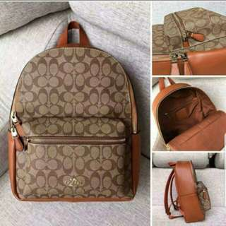 Backpack coach authentic