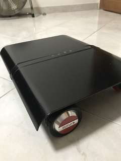 Electric Notebook Scooter