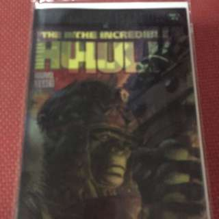 Marvel The Incredible Hulk #709 Lenticular