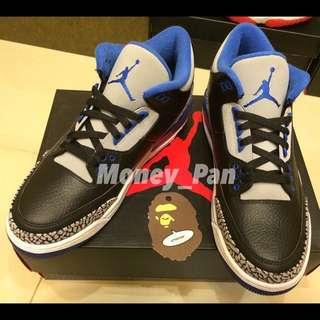 🚚 (85折)Air Jordan 3 Sport Blue
