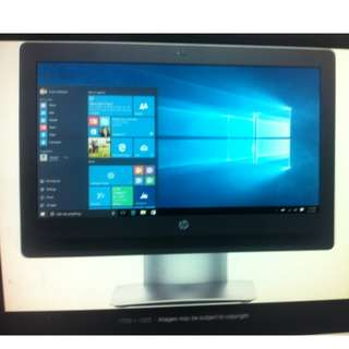 20 INCH 6TH GENERATION TOUCHSCREEN ALL IN ONE DESKTOP
