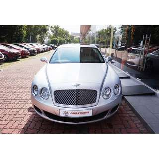 Bentley Continental Flying Spur 6.0 Auto