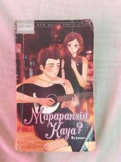 Mapapansin Kaya by Jonaxc