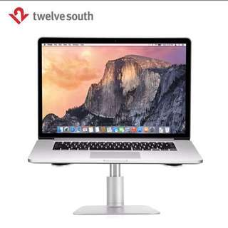 原裝Twelve South HiRise for Macbook adjustable stand 蘋果筆記本電腦可調節升降支架