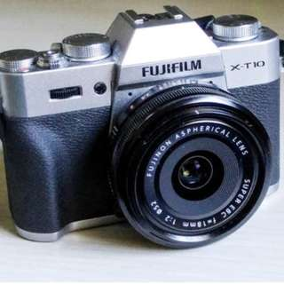 FUJIFILM XF 18MM F2 (CHEAPEST)