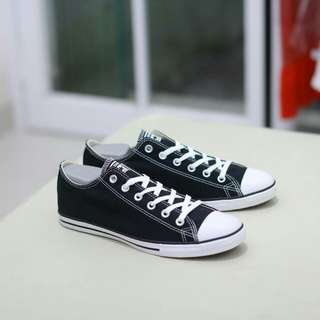 CONVERSE CT AS LEAN OX BLACK WHITE