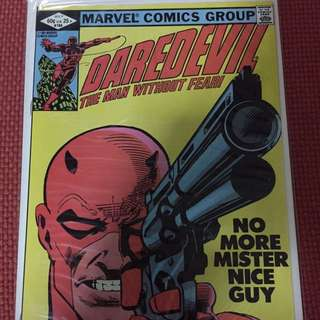Marvel Daredevil #184