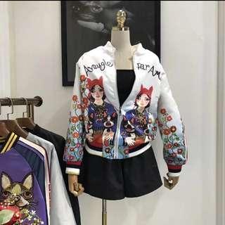 $600 GG coat outfit jacket women coat 外套