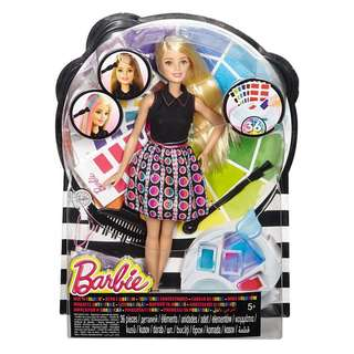 Barbie® Mix 'N Color™ Doll - BRAND NEW, opened from box only.