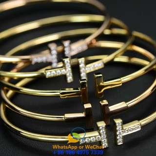 Cartier情人生日禮物手鐲手鏈項鏈鑽石戒指首飾禮品婚禮節日