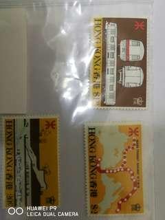 七六年龍年郵票