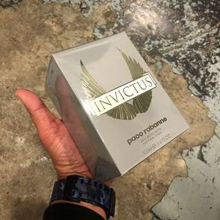 Authentic Original Paco Rabanne Invictus Perfume 100ml Limited Stock First Come First Served 😎👍