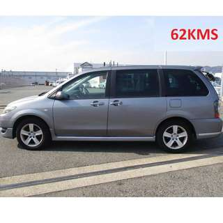 Mazda MPV Aeromix **62KMS ONLY** **Super Tidy**