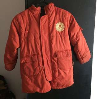 Kids Winter Jacket