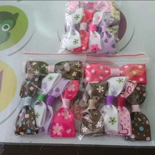 Ribbon Brooches,buy 3 for $3.00  :)