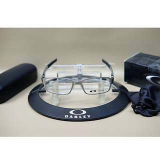 Original kacamata baca Oakley Oph Deringer Raw Chrome (54) new murmer
