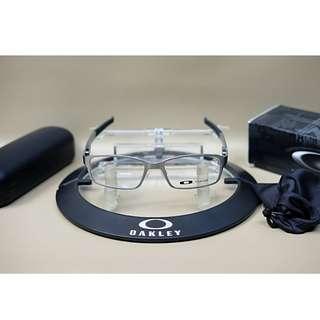Original kacamata baca Oakley Oph Deringer Raw Chrome (54) new murmer