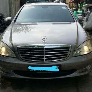 Mercedes S300L