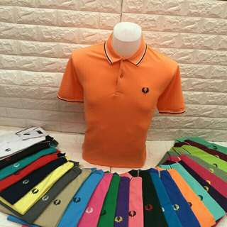 Men's Fred Perry Polo Shirt