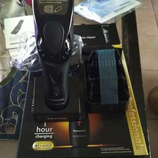 Panasonic profesional hair clipper type ER-GP80-k