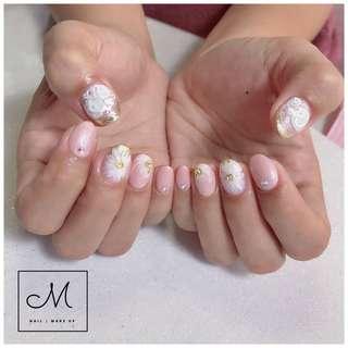 Homebase Manicure Pedicure Gelish