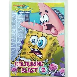 SpongeBob Squarepants Colouring Blast 2