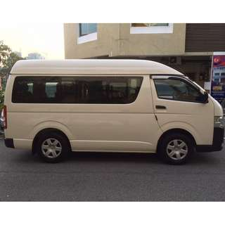 MPV FOR TOURS