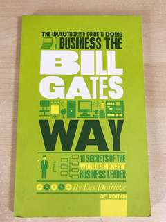 【Only Piece!】Bill Gates Way