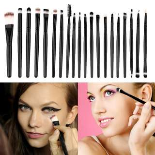 20pcs Profesional Makeup Beauty Cosmetic Blush Brushes Kits