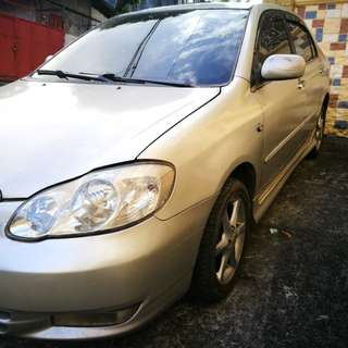 For sale toyota altis 2003 1.8g