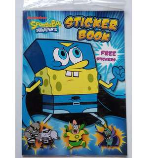 SpongeBob Squarepants Sticker Book 2
