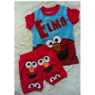 Elmo 2pc Set