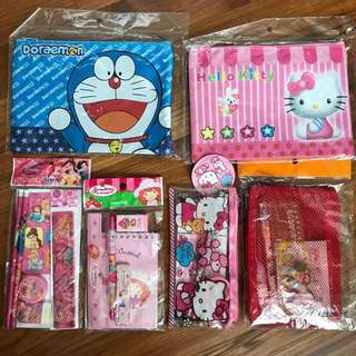 Per Stationery Set (incl postage)