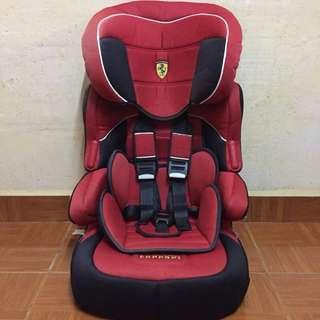 Ferrari Beline Booster Carseat