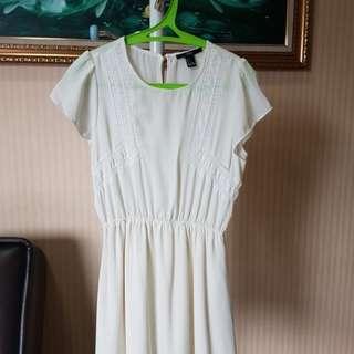 Dress Putih XXI