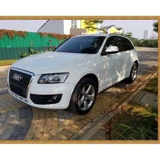 Audi Q5 Km 41 ribu NIK 2012 Bulan 10  Mobil kesayangan dan terawat