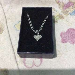 Silver Necklace for kids