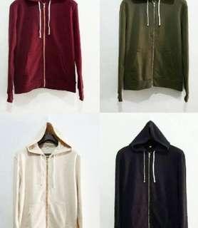 Jacket H&M Hoodie Full zipper