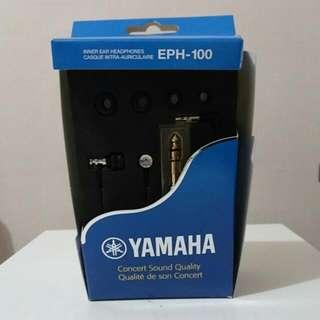 Yamaha Earphones