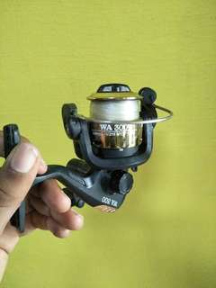 Fishing Reel with Line (Sure Catch Basic)