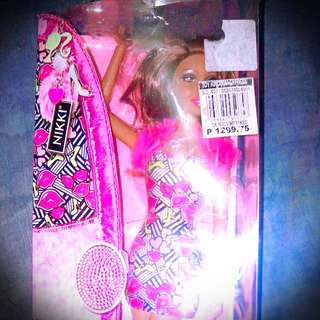 Barbie Fashionista Nikki sale or swap sa Barbie 3 loose superstar mold