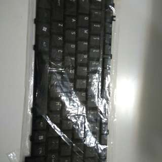 Keyboard laptop Toshiba M200