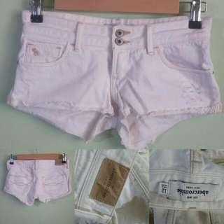 Abercrombie Short Shorts