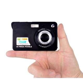 PowerLead PL456 2.7inch 18MP Mini Digital Camera 8x Digital Zoom