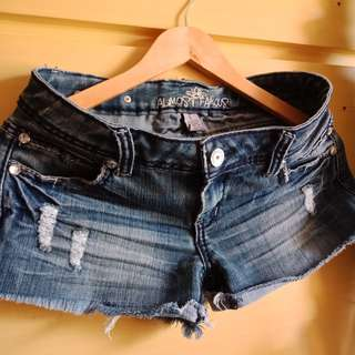 Pre-loved Denim Shorts
