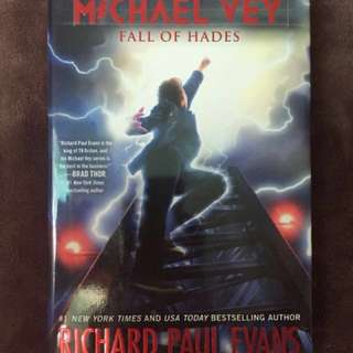 Fall of hades by Michael Vey