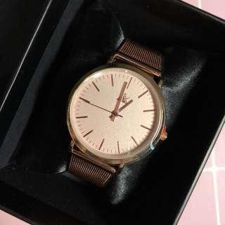 ASOS 玫瑰金 Rose Gold 手錶