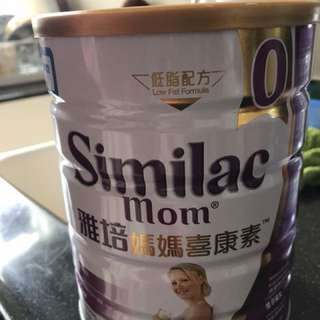 雅培媽媽喜康素 800克